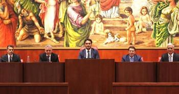 Regione calabria rinnovato l 39 ufficio di presidenza del for Ufficio di presidenza