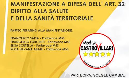 Manifestazione a difesa del diritto alla salute sabato 21 for Parlamentari calabresi